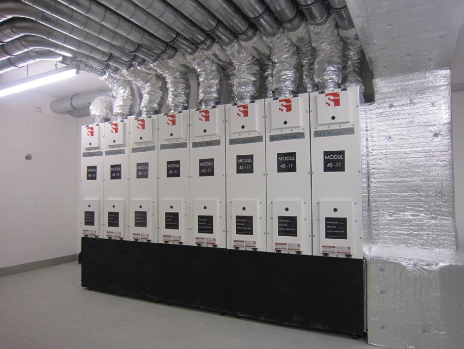 Luftverteilsysteme